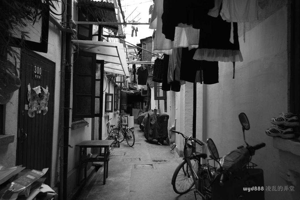 曾经的街坊——上海的石库门建筑群